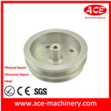 Giro fazendo à máquina do CNC do fornecedor de China