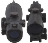 Lentes de vetor Condor 2X42 2X Riflescope Caça de ampliação de Reflex o ponto vermelho verde com vista 20mm Picatinny Weaver Monte