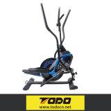 Bicicleta elíptica do equipamento comercial transversal do clube da ginástica do instrutor