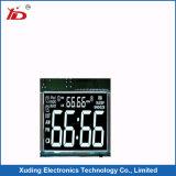 Kundenspezifisches/billig einfarbiges Plasma-blaue Grafik Stn-LCD-Bildschirmanzeige-Panel-Hersteller-Entwürfe