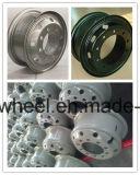 Cerchione del camion/bus di alta qualità/mozzo d'acciaio senza camera d'aria, mozzo di rotella d'acciaio del camion pesante