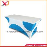 コーヒーのためのスパンデックスの長方形か円卓会議の布か宴会または宴会またはレストランまたはホールまたは結婚式