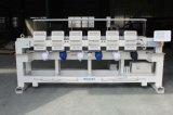 Máquina doméstica del bordado del casquillo de la condición de la calidad del tipo de la máquina del bordado del casquillo plano y de la máquina del bordado del hogar de seis pistas nueva