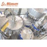Automatic 3000 bph planta de llenado del vaso de agua pura