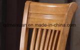 固体木の食事の椅子の居間の家具(M-X2942)