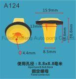 Clip automatiche di qualità eccellente e fermi di plastica, clip di plastica della parte girevole, clip di plastica