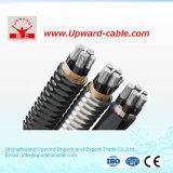Алюминиевый кабель проводника сплава изолированный XLPE