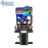 Het Ontspruiten van het Kanon van de transformator de In werking gestelde Spelen van de Arcade van de Simulator Muntstuk