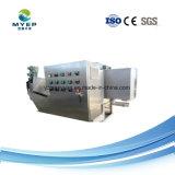 Parafuso Multi-Plate Industrial eficiente Pressione a unidade de desidratação de lamas