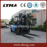 Precio diesel de la carretilla elevadora Niza de la tonelada del aspecto 2-12 de Ltma para la venta
