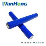 bateria 18650 7.4V2000mAh para o diodo emissor de luz do flash