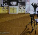 床のための建築材料の磁器の陶磁器の木のタイプタイル