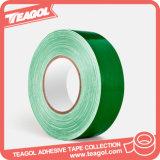 Ajuste del tubo de cinta adhesiva de tela, cintas de tela blanca