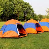 Верхняя персона шатра 5-8 семьи Garde двойная водоустойчивая твердая автоматическая большая