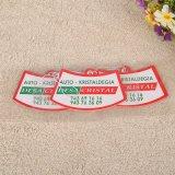 Colgar el papel de la etiqueta personalizada coche Ambientador Wholesale (YH-AF387)