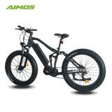 Bici di montagna elettrica della sospensione completa ultra METÀ DI dell'azionamento 48V 1000W di Bafang da vendere