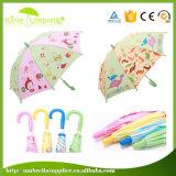 Cópia feita sob encomenda do melhor guarda-chuva reto dos miúdos da segurança da quantidade