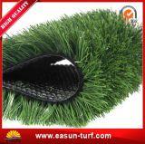 Estera plástica verde de la alfombra para el patio Flooriing