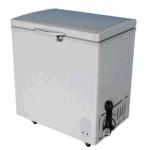 100L Tiefkühltruhe /Single-Door Oberseite-Öffnen Brust-Gefriermaschine (Jobsteppunterseite)