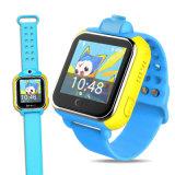 지능적인 시계가 Smartwatch Q75 GPS WiFi 외침 위치에 의하여 농담을 한다