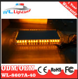 Estroboscópio de piscamento Lightbar da luz da recuperação da baliza do diodo emissor de luz 12/24V