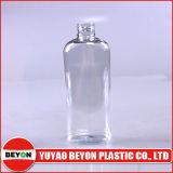 (ZY01-A005) botella vacía del embalaje cosmético oval 180ml