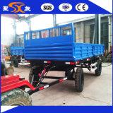 7c 시리즈 농장 단 하나 차축 트레일러 또는 트레일러 트럭은 트랙터로 거치했다