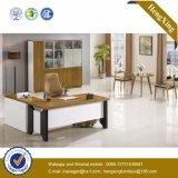 Bureau en bois de haut administrateurs de Tableau de mélamine de luxe (HX-BS810)