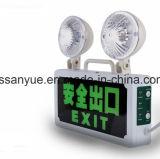 Quitter la lumière rechargeable Emergency légère de la lumière DEL