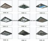 Projeto de teto do elevador em aço inoxidável