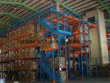 Гальванизированная изготовлением конструкция крепления U-Стали солнечная с кучей цемента