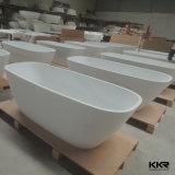 人工的な石造りの浴槽、安く支えがないBathtub120X70