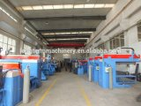 máquina longitudinal de la soldadura continua del cilindro de 45kg LPG