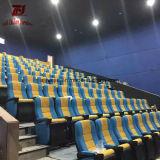 Silla de salón de conciertos de la música con el sostenedor de taza Yj1801r