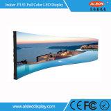 P3.91 Alto Contraste de cores interiores movendo/tela LED móvel para eventos
