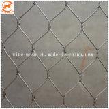 Трос из нержавеющей стали проволочной сеткой/декоративные веревки Mesh/из проволочной сетки
