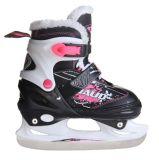 調節可能なI⪞ 子供のためのEのスケートの靴
