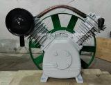 Compresor de aire de dos fases de 10bar Oilless (5.5HP)