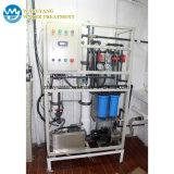 La desalación de agua de mar para el agua pura