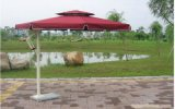 Strand-Gebrauch-im Freienfaser-Glas-Regenschirm