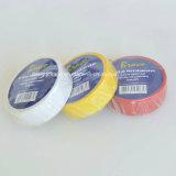 De gele Kleur RoHS keurde Elektro Plakband voor Protecing goed