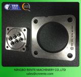 Подвергли механической обработке OEM, котор машинное оборудование частей CNC точности подвергая механической обработке аграрное для части гидровлического цилиндра