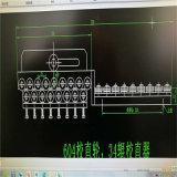 上海Qipangワイヤーストレートナのローラーおよび車輪機械