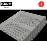 Harrise2400 cadeia do plástico o tapete de transporte para a indústria alimentar