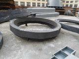 시멘트 예비 품목 타이어 반지, 타이어 의자