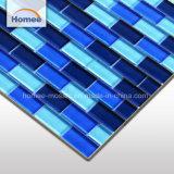 Piscina de mosaicos de vidro únicos fornecedores de ladrilhos