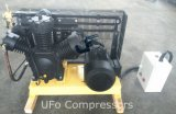 30 de dos etapas de la barra de pistón de Alta Presión compresor de aire