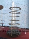 Cabinet d'affichage acrylique/pratique d'affichage de stockage en acrylique avec verrou