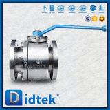 Valvola a sfera forgiata F51 di galleggiamento di Didtek