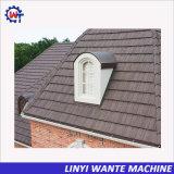 Тип плитка содружественных строительных материалов Envrionment деревянный крыши камня Coated стальная